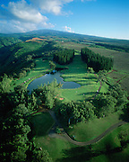 Golf Course, Kapalua, Maui, Hawaii, USA<br />