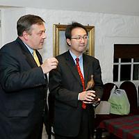 Edrington Aisa Awards.  Glenturret Distilery Restaurant.<br />19.3.2003.<br /><br />Picture by John Lindsay .<br />COPYRIGHT: Perthshire Picture Agency.<br />Tel. 01738 623350 / 07775 852112.