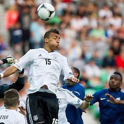 20120510: SLO, Football - UEFA European Under-17 Championship Slovenia 2012, Germany vs France