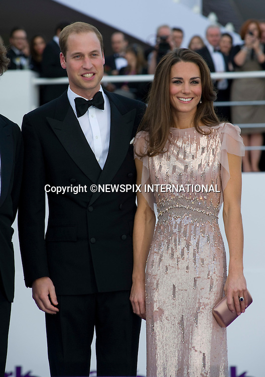 "PRINCE WILLIAM & CATHERINE, DUCHESS OF CAMBRIDGE.attend the 10th ARK Gala Dinner, Kensington Palace Gardens, London_09/06/2011.This was the couple's first official engagement since the wedding.Mandatory Photo Credit: ©Dias/NEWSPIX INTERNATIONAL.**ALL FEES PAYABLE TO: ""NEWSPIX INTERNATIONAL""**..PHOTO CREDIT MANDATORY!!: DIASIMAGES(Failure to credit will incur a surcharge of 100% of reproduction fees)..IMMEDIATE CONFIRMATION OF USAGE REQUIRED:.DiasImages, 31a Chinnery Hill, Bishop's Stortford, ENGLAND CM23 3PS.Tel:+441279 324672  ; Fax: +441279656877.Mobile:  0777568 1153.e-mail: info@diasimages.com"