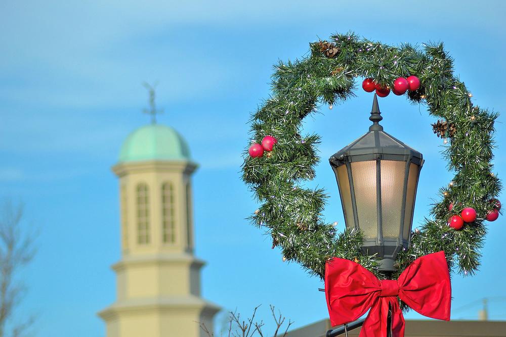 Christmas in Lebanon, Ohio
