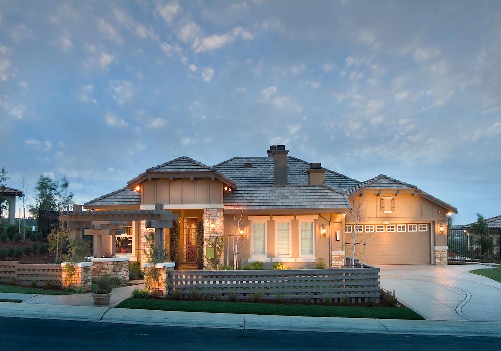 Residential New Homes JTS Communities Verdera, Sacramento, CA