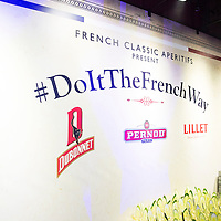 The French National Day celebration event, organised by The French Chamber of Commerce and Industry in Hong Kong, hosted at the Sheung Wan's Western Market, on 14 July, 2016 in Hong Kong, China. Photo by Felix Chiu / studioEAST