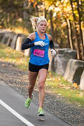 Mount Desert Island Marathon<br /> Erica Jesseman, Dirigo RC, Half