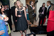 LINDA BARKER, Dogs Trust Honours 2009, A celebration of man's best friend. The Hurlingham Club, Ranelagh Gardens, London, SW6. 19 May 2009.
