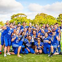 Gridiron West - Womens West Bowl III