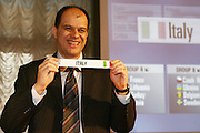 National Team Competitions Draw<br /> Nella foto: <br /> Foto Ciamillo