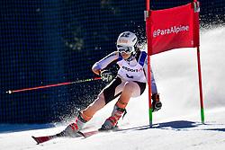 RIEDER Anna-Maria, LW9-1, GER, Giant Slalom at the WPAS_2019 Alpine Skiing World Cup, La Molina, Spain