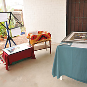 My Back Porch Bike-tography Show at the fall 2014 edition of Cyclovia Tucson. Bike-tography by Martha Retallick.
