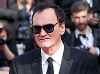 Director Quentin Tarantino at the Once Upon A Time... In Holywood gala screening at the 72nd Cannes Film Festival Tuesday 21st May 2019, Cannes, France. Photo credit: Doreen Kennedy