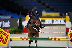 Andersson, Petronella (SWE) Cantacorda<br /> Stuttgart - German Masters 2016<br /> © www.sportfotos-lafrentz.de