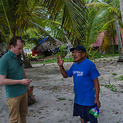 Kuna Yala, San Blas - Panama 04-2014<br /> Photography by Aaron Sosa<br /> <br /> Interview with Mr. Gilberto Vasquez<br /> <br /> Guna Yala, formerly known as San Blas, is an indigenous province in northeast Panama (Official Gazette of Panama). Guna Yala is home to the indigenous group known as the Gunas. Its capital is El Porvenir. It is bounded on the north by the Caribbean Sea, on the south by the Darién Province and Embera-Wounaan, on the east by Colombia and on the west by the province of Colón.