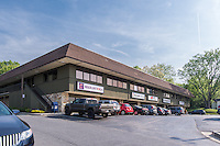 Exterior image of Harford Road Plaza in Maryland by Jeffrey Sauers of Commercial Photographics, Architectural Photo Artistry in Washington DC, Virginia to Florida and PA to New England