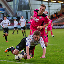 Dunfermline v Airdrieonians | Scottish League One | 17 January 2015