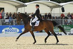 Pantzar, Christina, Freestyle 35 <br /> Lingen - CDI <br /> Prix St Georg<br /> © www.sportfotos-lafrentz.de/Stefan Lafrentz