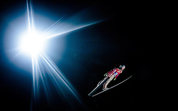 05.01.2016, Paul Ausserleitner Schanze, Bischofshofen, AUT, FIS Weltcup Ski Sprung, Vierschanzentournee, Qualifikation, im Bild Stefan Hula (POL) // Stefan Hula of Poland during his Qualification Jump for the Four Hills Tournament of FIS Ski Jumping World Cup at the Paul Ausserleitner Schanze, Bischofshofen, Austria on 2016/01/05. EXPA Pictures © 2016, PhotoCredit: EXPA/ JFK