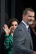 121318 Spanish Royals attends a Commemorative lunch of the 80th anniversary of the Marca newspaper