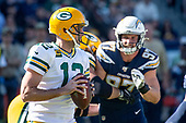 NFL: Green Bay Packers at Los Angeles Chargers-Nov 3, 2019
