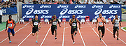 IIlustration during men 100m during the Meeting de Paris 2018, Diamond League, at Charlety Stadium, in Paris, France, on June 30, 2018 - Photo Philippe Millereau / KMSP / ProSportsImages / DPPI