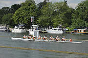 Henley, Great Britain.  The Ladies' Challenge Cup. English RC and St Petersburg, RUS. Henley Royal Regatta. River Thames Henley Reach.  Royal Regatta. River Thames Henley Reach.  Saturday  02/07/2011  [Mandatory Credit  Peter Spurrier/ Intersport Images] . HRR