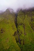 Mt. Waialeale, Kauai, Hawaii