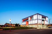 Art for Art's Sake Building (AFAS) | Winston Salem, North Carolina | Stitch Design Shop