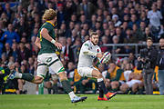 Twickenham, United Kingdom, Saturday, 3rd November 2018, RFU, Rugby, Stadium, England,   during the Quilter, Autumn International, England vs South Africa, © Peter Spurrier
