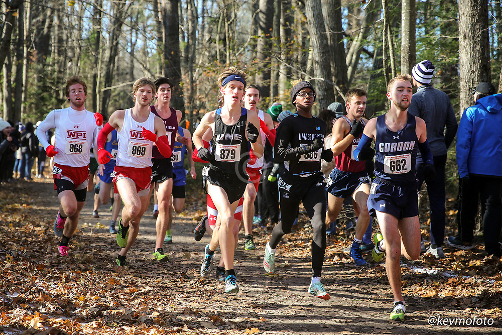 2019 New Englands Cross Country<br /> D3 regionals