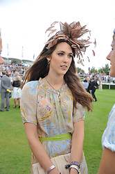 CHLOE HERBERT at the 3rd day of the 2012 Glorious Goodwood racing festival at Goodwood Racecourse, West Sussex on 2nd August 2012.
