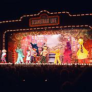 Premiere Sesamstraat Live Den Haag