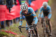 BELGIUM / NAMEN / NAMUR / CYCLING / WIELRENNEN / CYCLISME / CYCLOCROSS / CYCLO-CROSS / VELDRIJDEN / WERELDBEKER / WORLD CUP / COUPE DU MONDE / U23 / JENS ADAMS (BEL) /