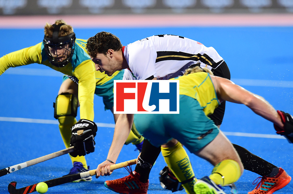 Odisha Men's Hockey World League Final Bhubaneswar 2017<br /> Match id:20<br /> Australia v Germany<br /> Foto: <br /> COPYRIGHT WORLDSPORTPICS FRANK UIJLENBROEK