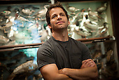 "Director Zack Snyder visits Sanctuary to promote ""Legend of the Guardians"""