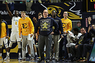 December 22, 2017 - Johnson City, Tennessee - Freedom Hall: ETSU head coach Steve Forbes<br /> <br /> Image Credit: Dakota Hamilton/ETSU