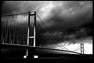 The Humber Bridge, Humberside
