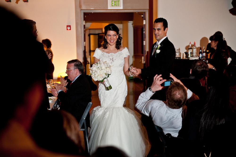 10/9/11 7:32:30 PM -- Zarines Negron and Abelardo Mendez III wedding Sunday, October 9, 2011. Photo©Mark Sobhani Photography