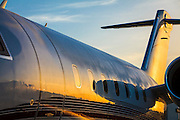 A Bombardier Challenger 605 on the ramp at Opa-locka Executive Airport.  Created as advertising for Phillips 66 Aviation Fuels.  Created by aviation photographer John Slemp of Aerographs Aviation Photography. Clients include Goodyear Aviation Tires, Phillips 66 Aviation Fuels, Smithsonian Air & Space magazine, and The Lindbergh Foundation.  Specialising in high end commercial aviation photography and the supply of aviation stock photography for commercial and marketing use.