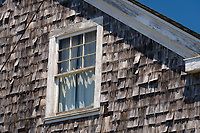 Weathered coastal home Port Clyde, Maine.