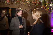 STAN PEARSON; LAURA BURLINGTON, Fashion and Gardens, The Garden Museum, Lambeth Palace Rd. SE!. 6 February 2014.