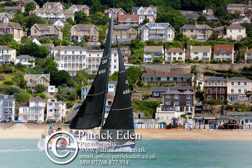 2017, July 1, Round the island Race, Round the Island Race, UK, Isle of Wight, Cowes, TOMTIT, GBR 4150L,