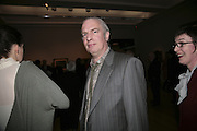 Martin Rowson, Hogarth private view and dinner. Tate Britain. London. 5 February 2007.  -DO NOT ARCHIVE-© Copyright Photograph by Dafydd Jones. 248 Clapham Rd. London SW9 0PZ. Tel 0207 820 0771. www.dafjones.com.