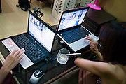 www.missladyboys.com is a website which is the intersection between all Ladyboys from Thailand and around the world. Off Naomi (Russada) is the webmaster of the site with her assistant Carima..The project's main purpose is to enable Ladyboys have news, advice on such and such things (Surgery, psychologist, career ...).With  2 D.J's : Gift (Jeeranun, 28 years old) , and Kong (Thatcha , 31 years old).