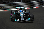 Valtteri Bottas of Mercedes AMG Petronas during the practice session for the 2017 Monaco Formula One Grand Prix at the Circuit de Monaco, Monte Carlo<br /> Picture by EXPA Pictures/Focus Images Ltd 07814482222<br /> 25/05/2017<br /> *** UK &amp; IRELAND ONLY ***<br /> <br /> EXPA-EIB-170525-0144.jpg