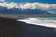 Kaikoura, Seaward Range, New Zealand