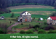 PA landscapes, Old Dry Road Farm, Wernersville, Berks Co., PA