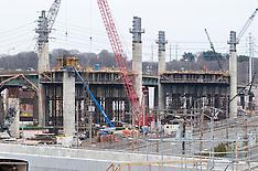Pearl Harbor Memorial Bridge | I-95 New Haven Crossing Improvement Contracts E1 B1 B | Construction