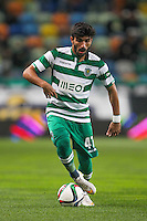Ricardo Esgaio  - 28.01.2015 - Sporting / Vitoria Setubal -Coupe de la ligue- Portugal-<br /> Photo : Carlos Rodrigues /  Icon Sport