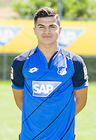 German Bundesliga - Season 2016/17 - Photocall 1899 Hoffenheim on 19 July 2016 in Zuzenhausen, Germany: Tarik Elyounoussi. Photo: APF  | usage worldwide