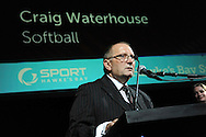 Hawkes Bay Sports Awards, PG Arena, Napier, New Zealand, 21 May 2016. Photo by  alphapix