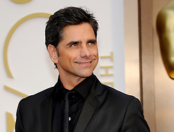 John Stamos arriving to the 2014 Oscars at the Hollywood and Highland Center in Hollywood, California, USA,  Sunday, 2nd March 2014. Picture by Hollywood Bubbles / i-Images<br /> UK ONLY